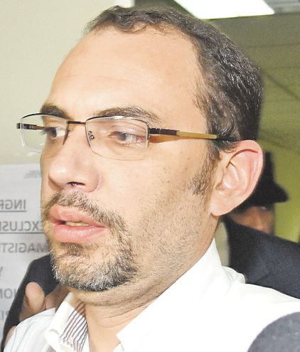 Raúl Fernández Lippmann, exsecretario del Jurado de Enjuiciamiento de Magistrados, dio positivo a coronavirus.