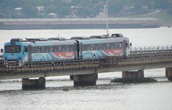 Tren Encarnación-Posadas.
