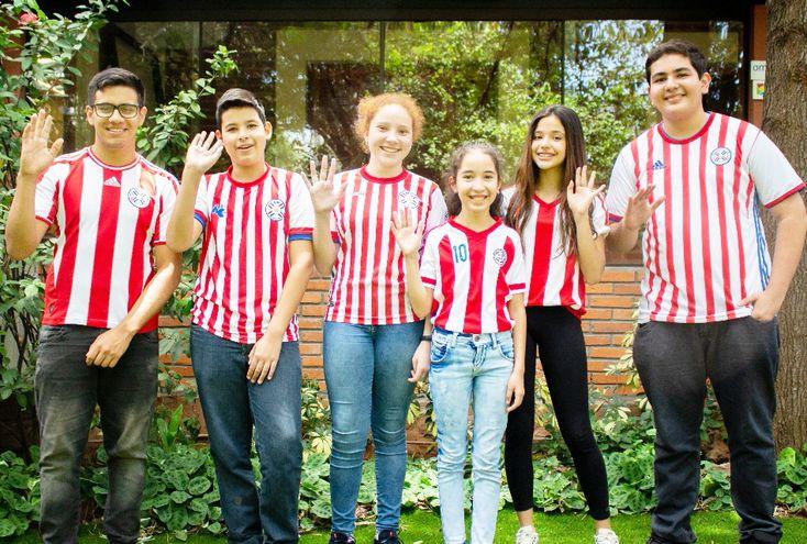 Los estudiantes paraguayos se preparan para la competencia que  comienza este sábado en Buenos Aires.