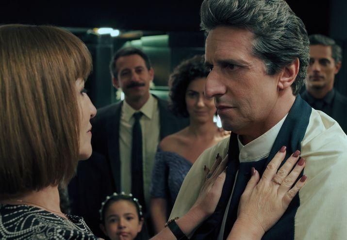 """Mercedes Morán y Diego Peretti protagonizan """"El Reino"""", que llegará a Netflix el 13 de agosto."""