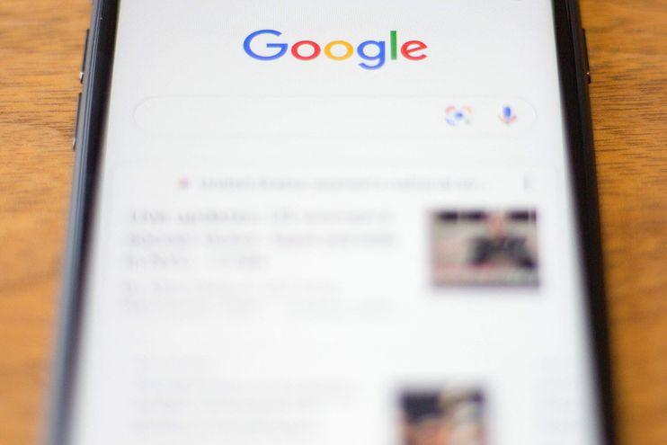 La multinacional Google fue multada por el regulador surcoreano.  (Alastair Pike/AFP)