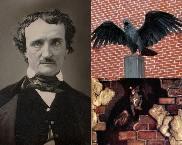 Si sos amante del terror, cuando alguien pide recomendaciones acerca de la literatura de este género, es casi seguro que, entre varios autores, Edgar Allan Poe aparezca en la lista.