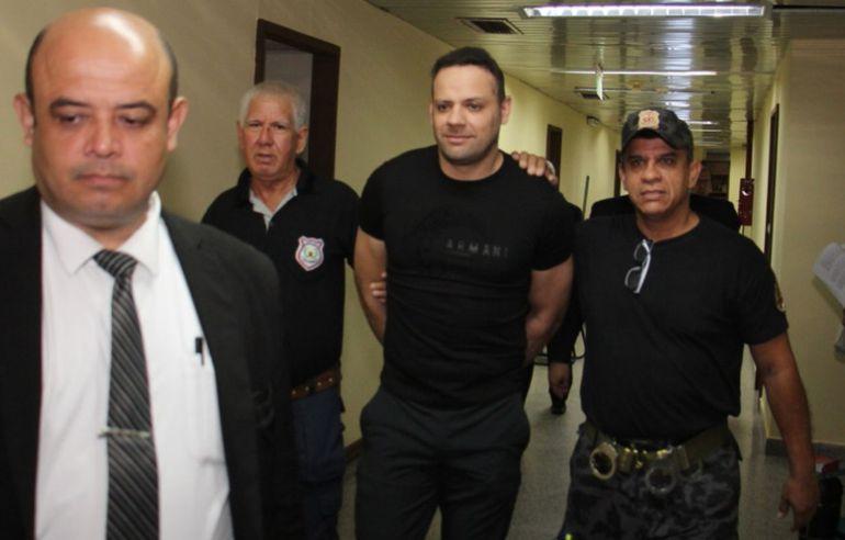 """Reinaldo Javier """"Cucho"""" Cabaña, uno de los acusados en el caso Berilo."""