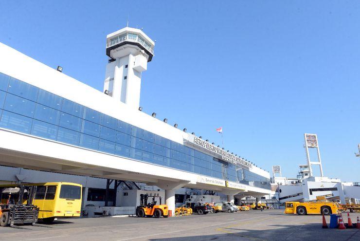 Estiman que el aeropuerto Silvio Pettirossi podría superar 1.400.000 usuarios al cierre de 2019. En octubre  llegaba a 1.027.598.