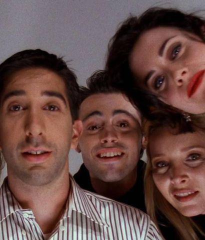 """Capítulos de """"Friends"""" se emitirán en salas de cine en Estados Unidos."""