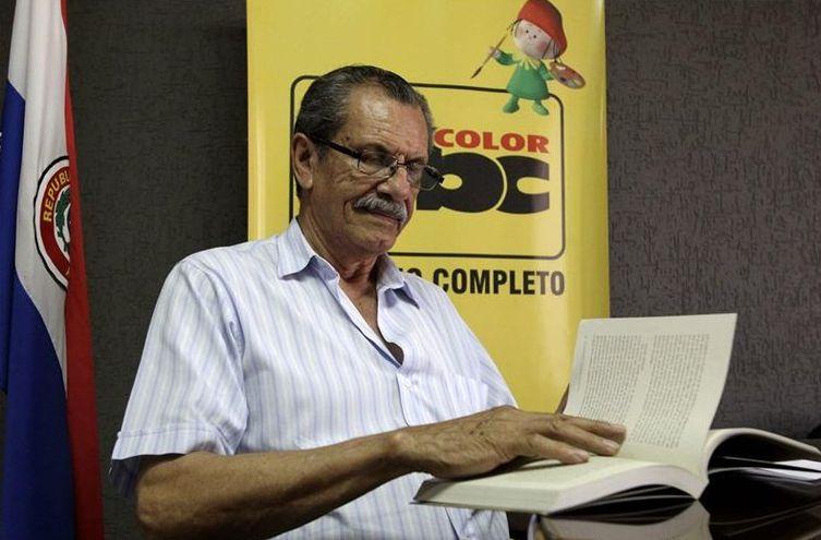 Alcibiades González Delvalle.