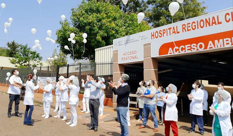 Alto Paraná, que perdió decenas de vidas, incluidas las de médicos, ahora bajó considerablemente sus niveles de contagio de covid.
