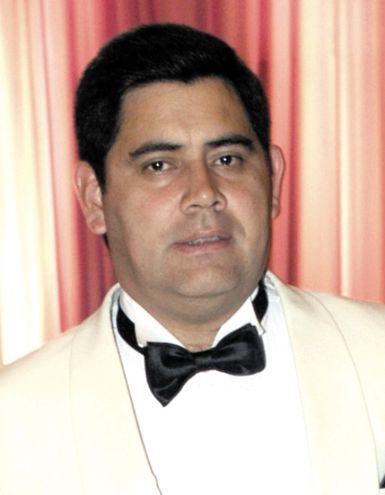 Justo Ferreira, propietario de la firma Insumos Médicos SA, cuyos medicamentos serán incinerados.