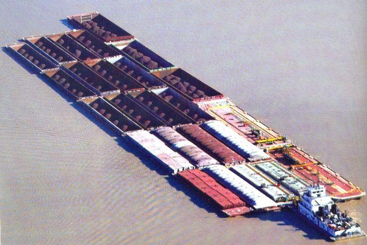 El río Paraguay registró en octubre su peor nivel histórico de bajante.