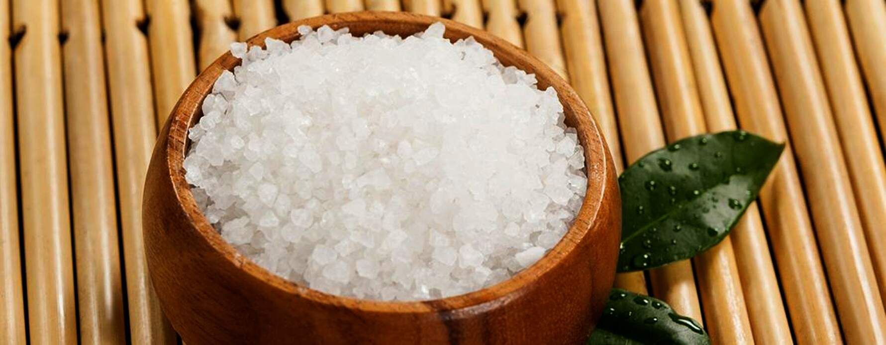 La sal destinada al consumo humano y animal debe estar adecuadamente yodada según los niveles recomendados que a nivel país se encuentran entre 20 a 40 mg/kg de sal
