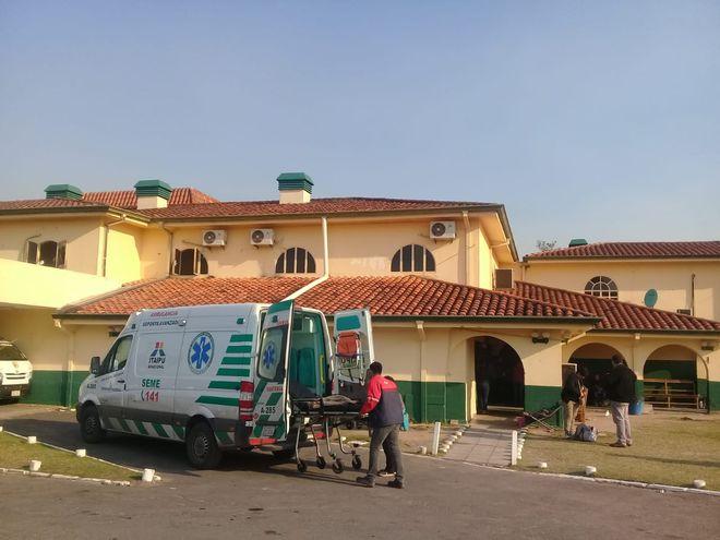 Un nuevo trasplante de corazón se realizó hoy en el Hospital San Jorge.
