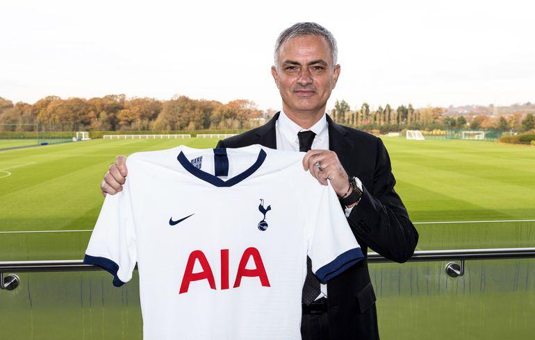 José Mourinho, Tottenham, Premier League.