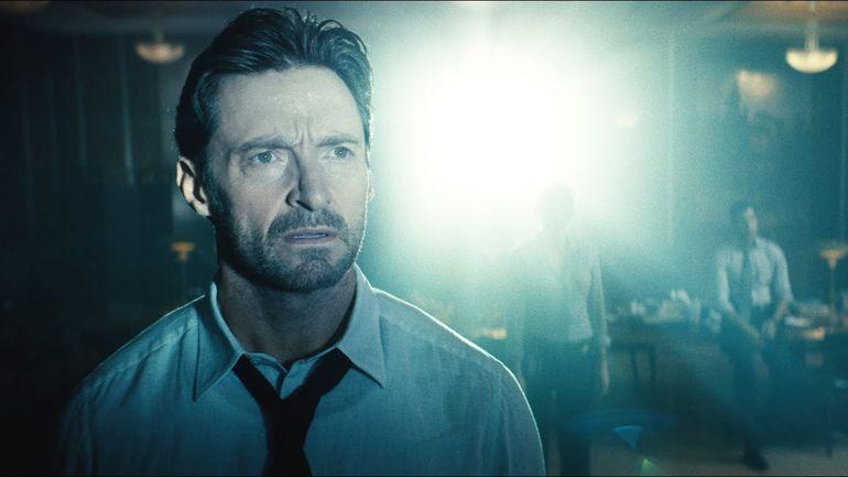 """Hugh Jackman en """"Reminiscencia""""."""