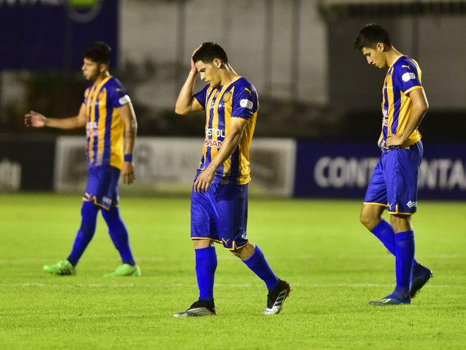 Sportivo Luqueño, Torneo Clausura 2019.