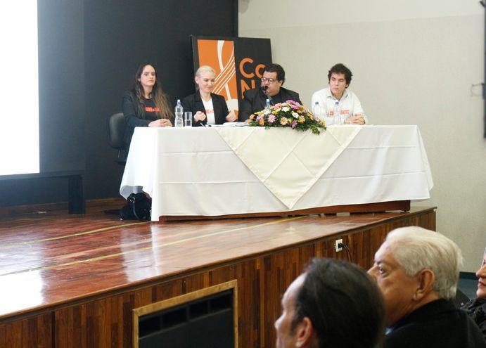 """Lanzamiento oficial de la campaña institucional del Conservatorio Nacional de Música """"CONAMUesISNAMU""""."""