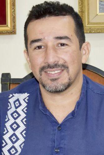 Miguel Meza (PLRA), intendente de Itauguá.