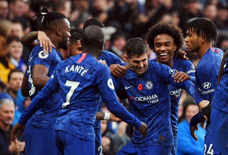 Chelsea sigue ganando en la Premier.