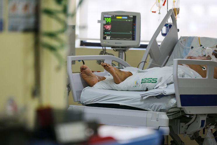 Paciente con covid-19.