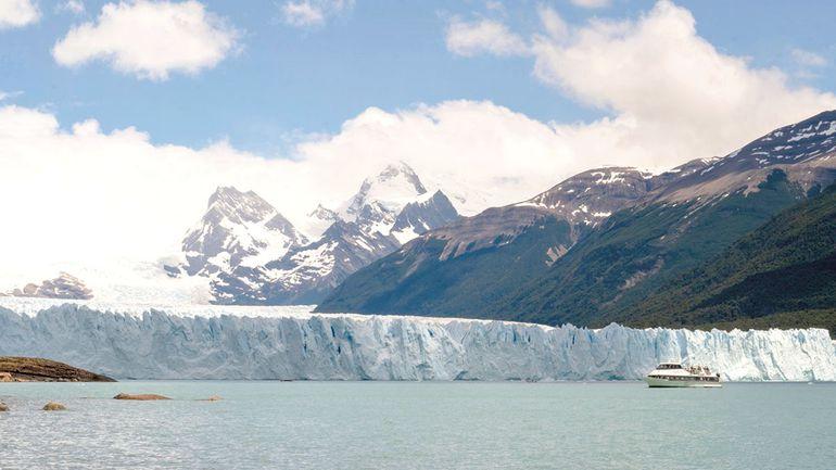 Embelesante aventura en El Calafate junto al glaciar Perito Moreno y El Chaltén