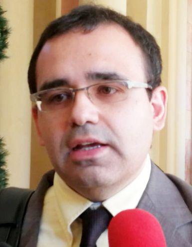 Fernando Filártiga es candidato del Poder Ejecutivo para el cargo de   director titular del Banco Central del Paraguay (BCP).