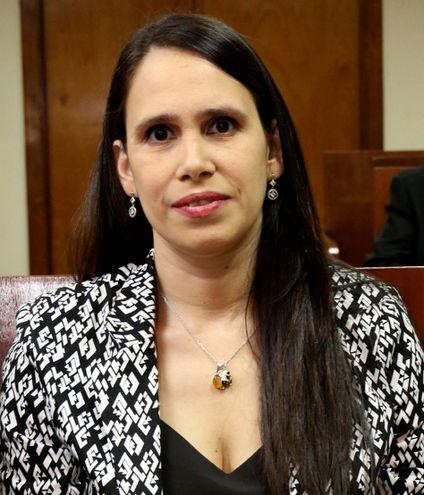 La jueza Alicia Pedrozo sigue dilatando la audiencia del diputado Ulises Quintana para evitar enviarlo preso.