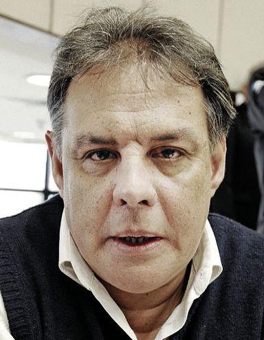 Hugo Richer (FG), senador. Cree que la oposición debe estar unida de cara a la elección de mesa directiva.