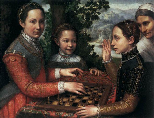 Sofonisba Anguissola (1532-1625) - Cultural - ABC Color