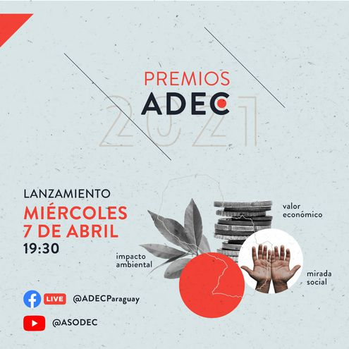 Premios Adec 2021
