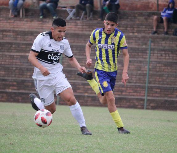 Deportivo Capiatá y Olimpia empataron 2-2.