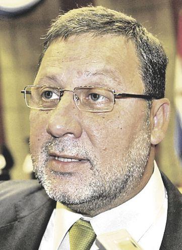 Carlos María Soler, exgerente de Créditos del Indert.