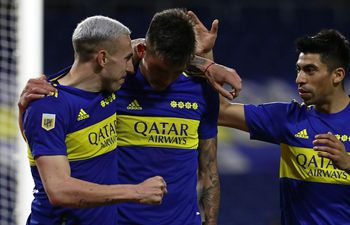 Boca Juniors rompió su racha y pudo ganar en el campeonato argentino.