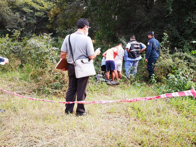 Hallazgo de cadaver en Puerto PablaDeAriel Espinoza <ariel.espinoza@abc.com.py>DestinatarioFotografía <foto@abc.com.py>Fecha14-07-2021 11:32
