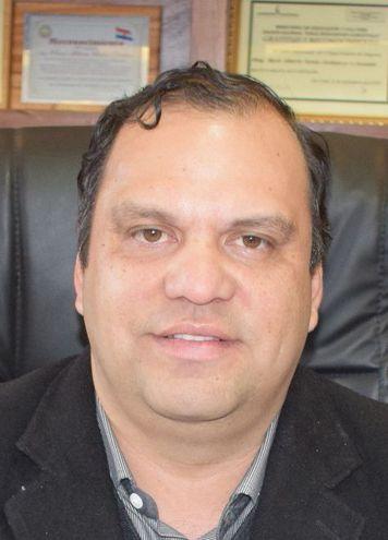 Mario Varela, exgobernador de Caaguazú.