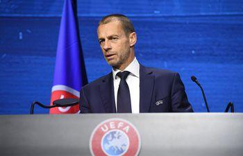 Aleksander Ceferin, UEFA.