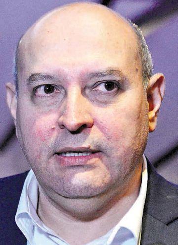 César Barreto, exministro.