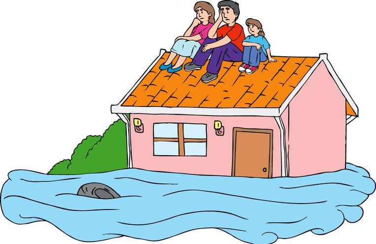 Consecuencias De Las Inundaciones Escolar Abc Color