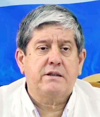 Carlos María Ljubetic, director de la Unidad de Procesos Electorales del Tribunal Superior de Justicia Electoral (TSJE).