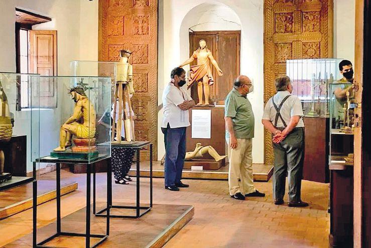 Visita guiada / Museo Juan Sinforiano Bogarín