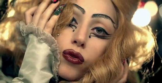 La cantante y actriz Lady Gaga.