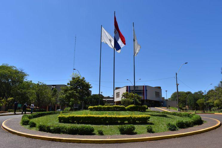 Hospital Nacional de Itauguá.