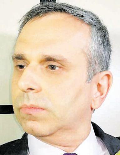 El miembro del JEM y el CM, Cristian Kriskovich, es el denunciado por acoso sexual y por traficar influencias contra el caso.