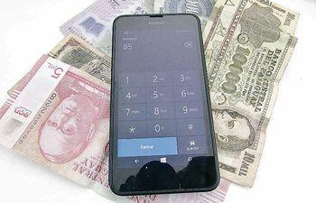 En Paraguay se procesan unas 10,3 millones de transacciones de giros y pago vía móvil al mes.