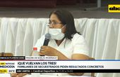Familiares de secuestrados piden resultados concretos