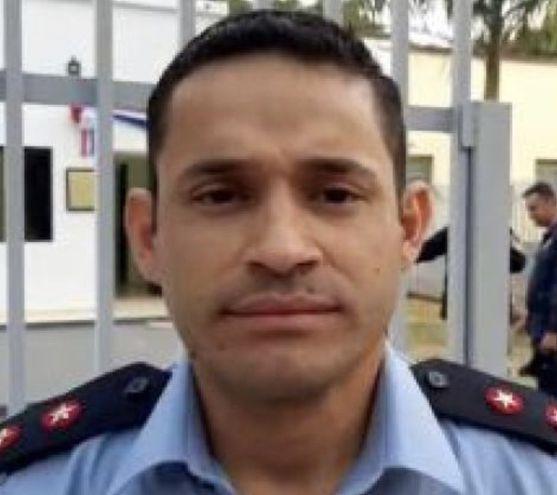 Cirilo Cubilla, fue nombrado y destituido en menos de 24 horas, de la jefetura de la unidad de monitoreo del Sistema 911, en Pedro Juan Caballero.
