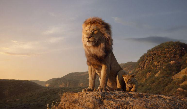 """La nueva versión de """"El Rey León"""" se estrena el jueves 18 en Paraguay."""