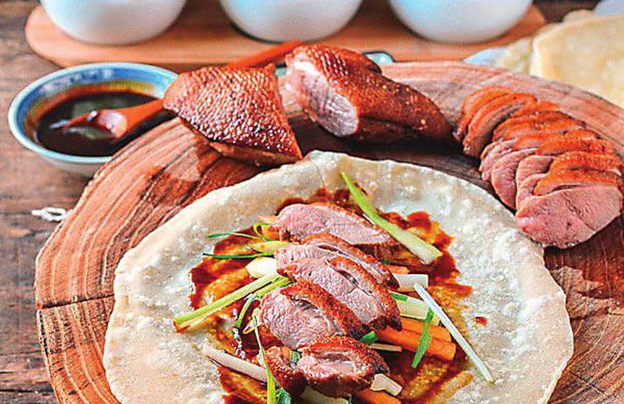 El Pato Laqueado De Pekín Gastronomia Abc Color