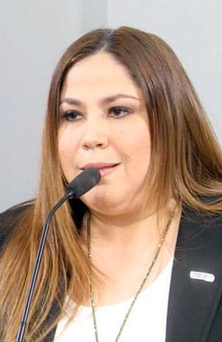 Patricia Samudio, de Petropar.