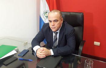 Diputado Basilio 'Bachi' Núñez