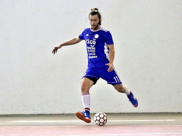 Wilson Veiga Neto, Futsal FIFA, Paraguay.