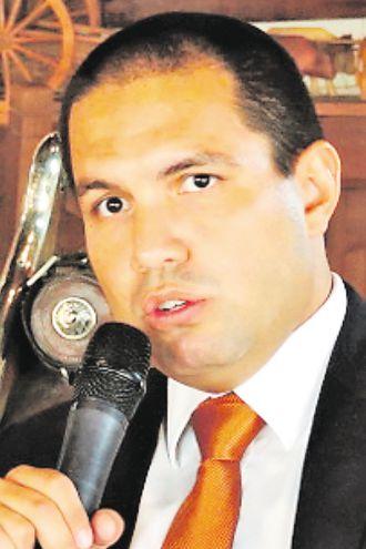Dr. Diego Torales, asesor de la ARP.